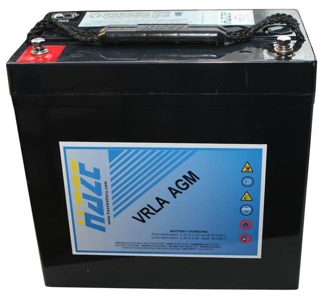 Аккумуляторная батарея Delta DTM 1255 L - АБарс