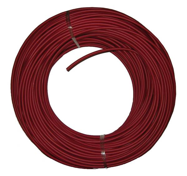 Solar Cable 6mm red