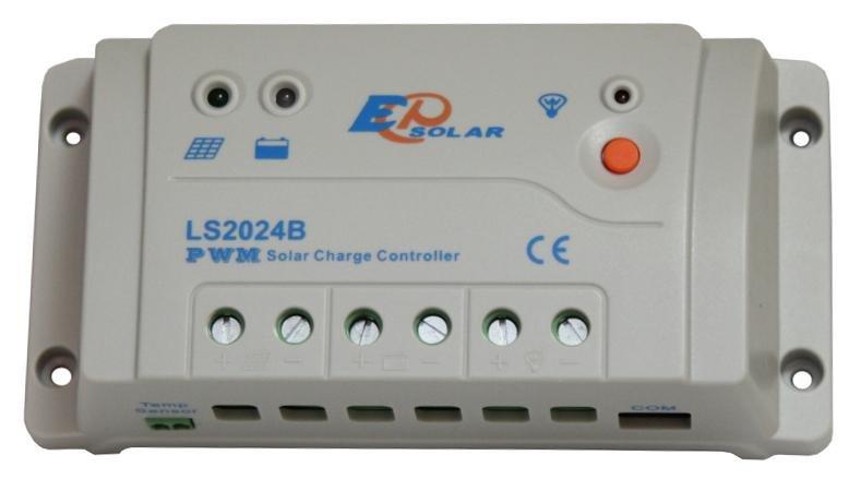 Контроллер Epsolar Ls2024 Инструкция - фото 8