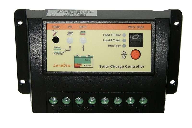 Контроллер Epsolar Ls2024 Инструкция - фото 6