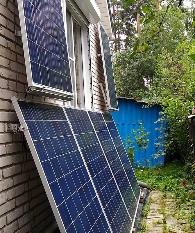 Куплю солнечные батареи для частного дома в москве ильинский дом интернат для престарелых