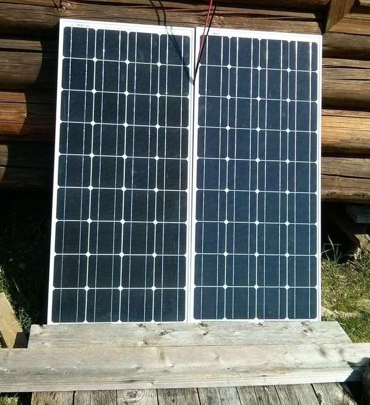 Солнечные батареи для дачи 1 кВт — готовый комплект SR-800