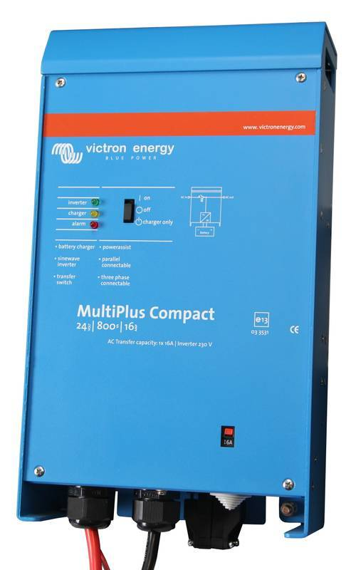MultiPlus Compact 24/800/16-16