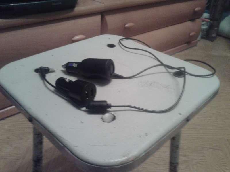 Прибамбасы для зарядки ноутбука и мобильника