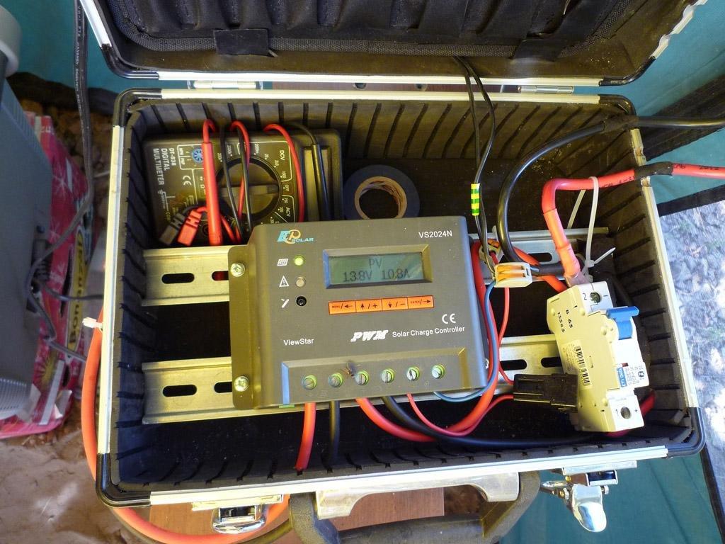 Контроллер заряда Epsolar VS2024N