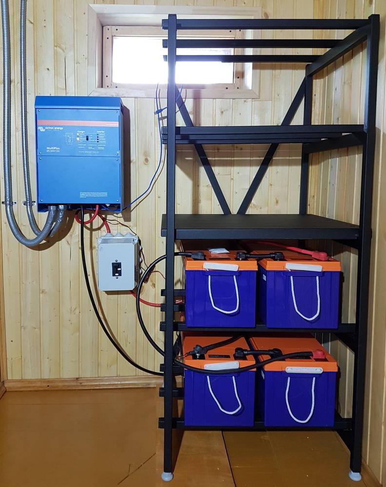 Инверторная система бесперебойного питания UR-5000