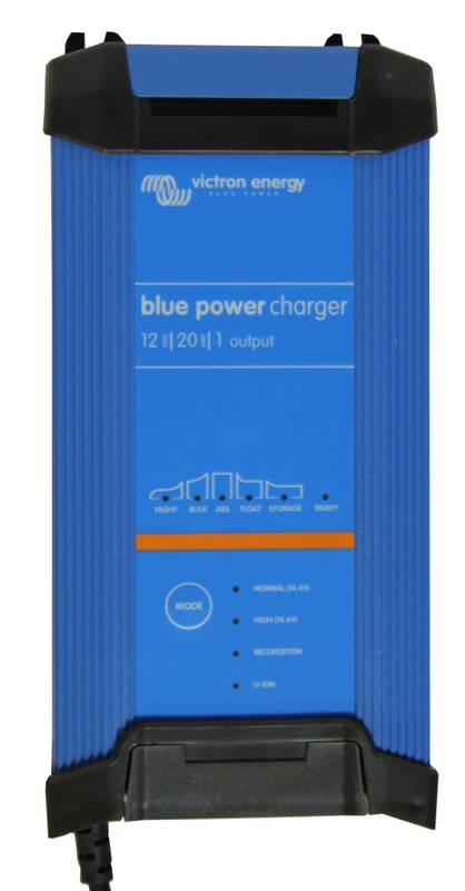 Blue Power Charger 12/20