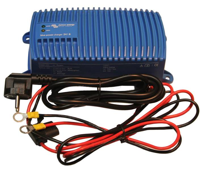 Blue Power Charger 24/8-IP67